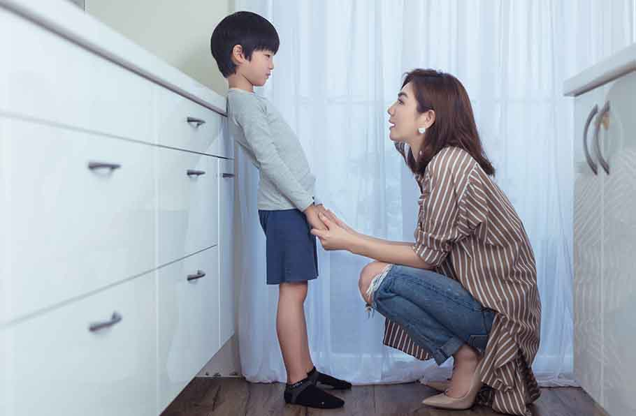 Ella与解孵共产《我的宝》洩母子私密对话